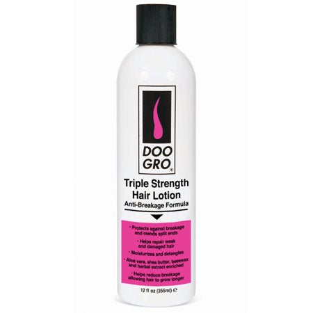 Doo Gro Triple Strength Detangler - Textured Tech