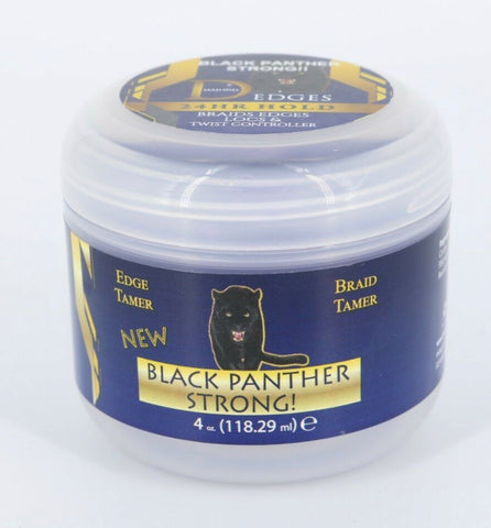 Diamond Edges 'Black Panther' Edge Control 4oz