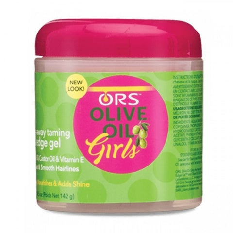 ORS Olive Oil Fly Away Taming hair Gel 5oz - Textured Tech