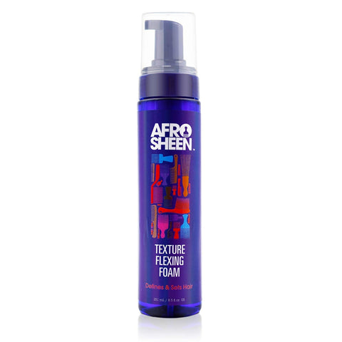 AFRO SHEEN TEXTURE FLEXING FOAM 8.5 fl oz - Textured Tech