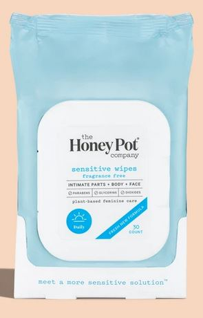 HONEYPOT SENSITIVE WIPES - Textured Tech