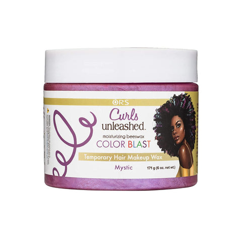 ORS CURLS UNLEASHED COLOR BLAST MYSTIC - Textured Tech