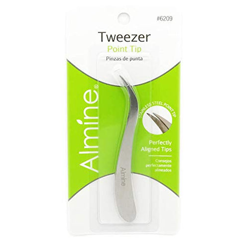 ALMINE TWEEZER POINT TIP - Textured Tech