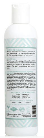 PRETTY STRANDS HYDRATION HELP SHAMPOO 8oz - Textured Tech