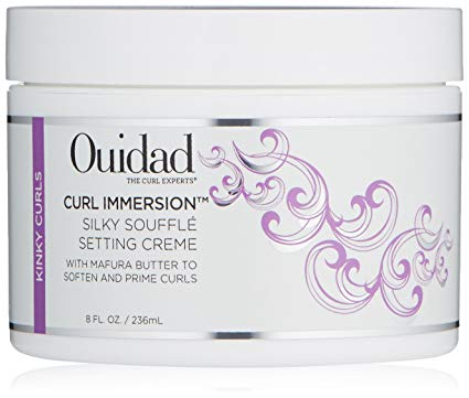 OUIDAD CURL IMMERSION SILKY SETTING CREME 8 OZ - Textured Tech