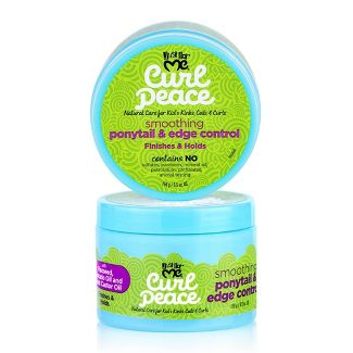 JUST FOR ME CURL PEACE PONYTAIL & EDGE CONTROL 12 OZ