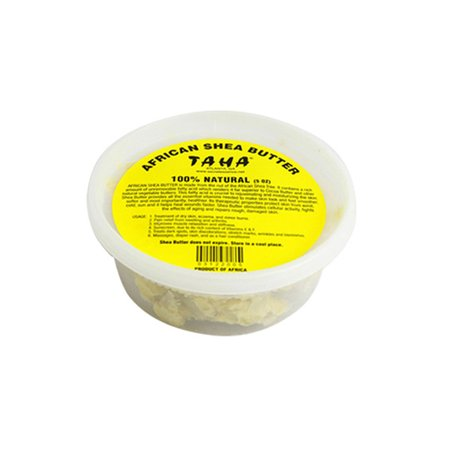 TAHA SOLID CHUNKY SHEA BUTTER 5oz - Textured Tech