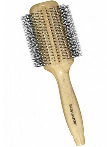 BABYLISS PRO WOODEN BLOW DRY BRUSH - Textured Tech