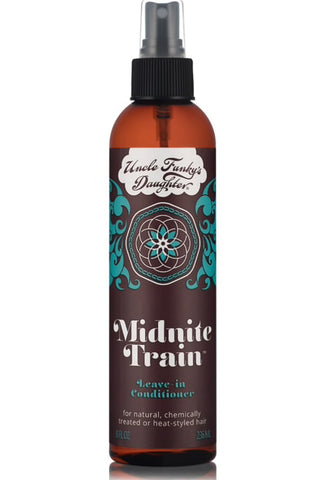 UNCLE FUNKY'S MIDNITE TRAIN LEAVE IN CONDITIONER  8 OZ - Textured Tech