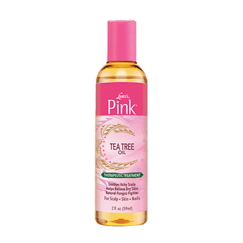 LUSTER PINK OIL TEA TREE 2OZ - Textured Tech