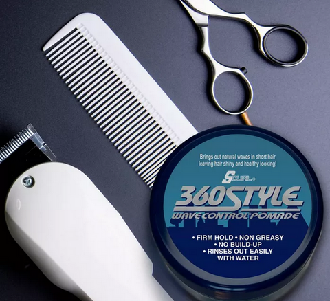 360 STYLE POMADE - Textured Tech