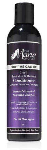 THE MANE CHOICE 3 in 1 CONDITIONER 8oz - Textured Tech