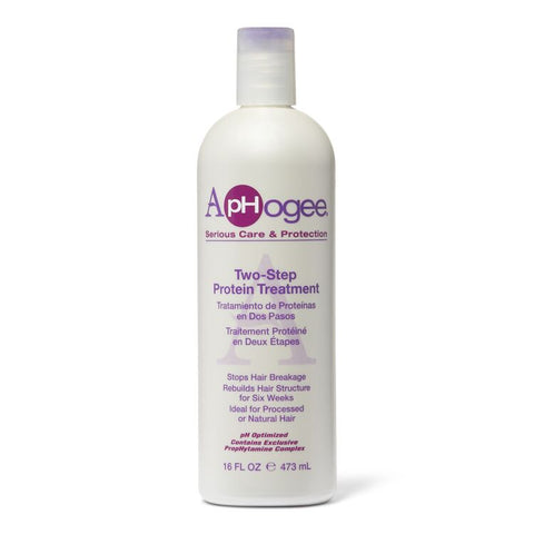 APHOGEE PROTEIN TREATMENT 16 OZ - Textured Tech
