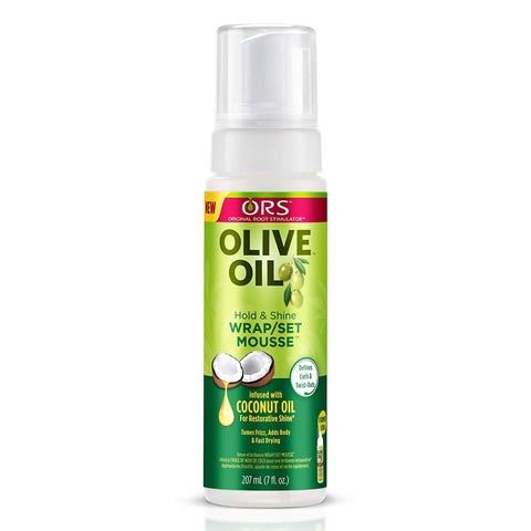 ORS OLIVE MOUSSE SET 7 OZ - Textured Tech