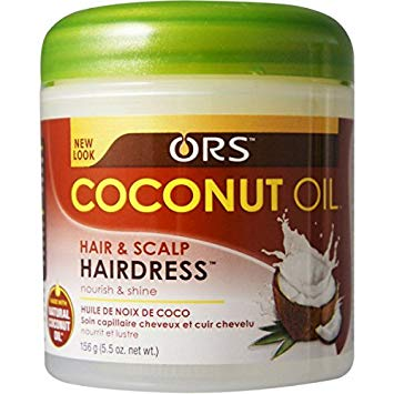 ORS COCONUT OIL 5.5OZ - Textured Tech