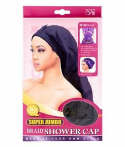 Super Jumbo Braid Shower Cap