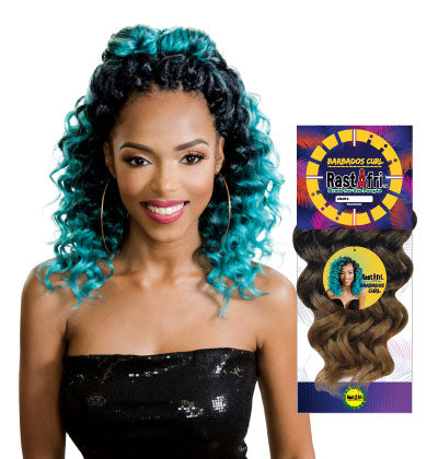 RAST AFRI BARBADOS CURL - Textured Tech