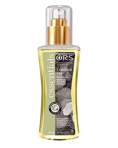 ORS COCONUT OIL BLENDED WITH HIBISCUS FLOWER OIL - Textured Tech