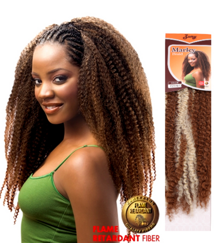 ZURY MARLEY BRAID - Textured Tech