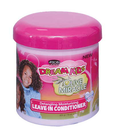 African Pride Dream Kids Leave In Conditioner  15 oz - Textured Tech