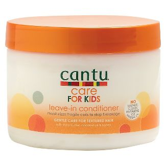 Cantu Kids Care Leave In Conditioner 10oz - Textured Tech
