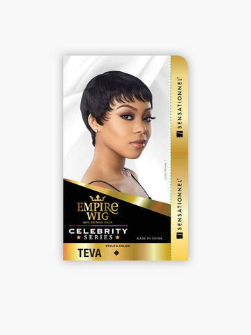 EMPIRE WIG 100% HUMAN HAIR CELEBRITY SERIES TEVA - Textured Tech