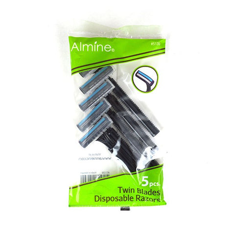 Almine Twin Blade 5 pcs. - Textured Tech