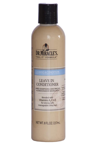 Dr. Miracle's Leave N Conditioner - Textured Tech