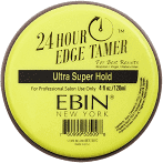 EBIN ULTRA SUPER HOLD 24 HR EDGE TAMER 4 OZ - Textured Tech