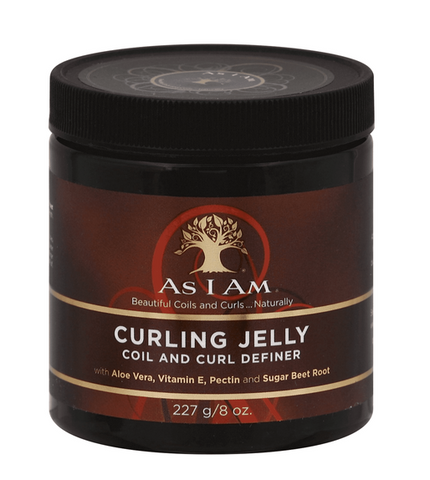 As I Am Curl Jelly Definer  8 oz - Textured Tech