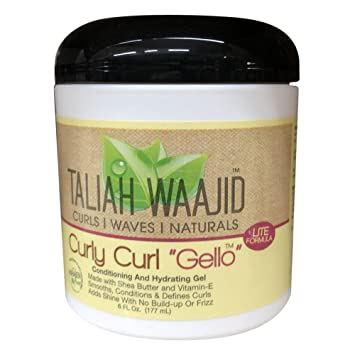 TALIAH WAAJID CURLY CURL GELLO 6OZ - Textured Tech