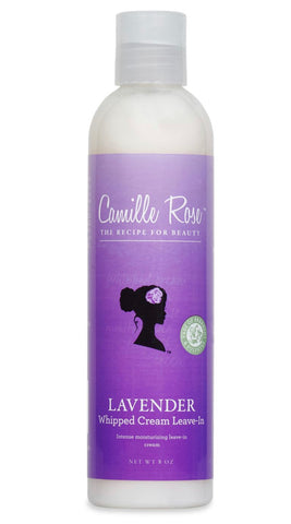 CAMILLE ROSE LAVENDER WHIP CREAM LEAVE IN - Textured Tech