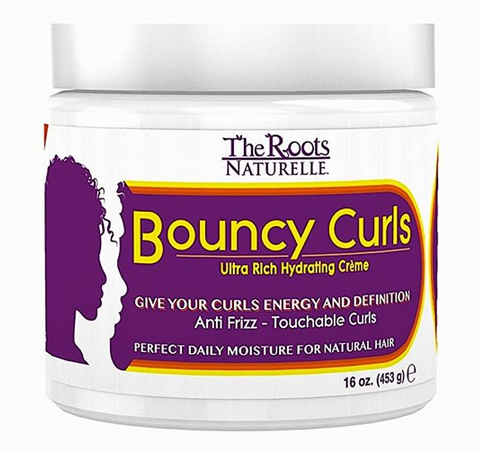 BOUNCY CURLS ULTRA RICH HYDRATING CREAM 16OZ - Textured Tech