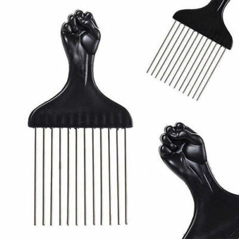 CHALLENGER FIST AFRO PIK (1 PIECE) - Textured Tech
