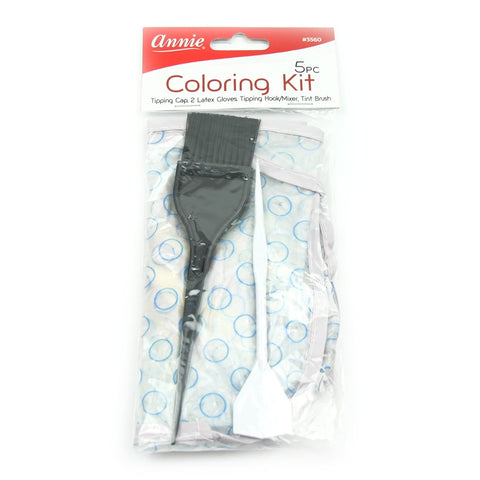 Annie Coloring Kit - Textured Tech