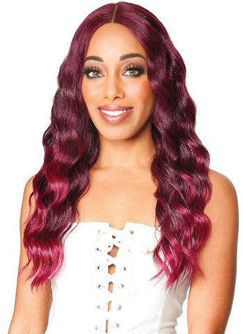 "SISTER WIG HOOK, DRAW, FIT WIG ""SZA"" - Textured Tech"