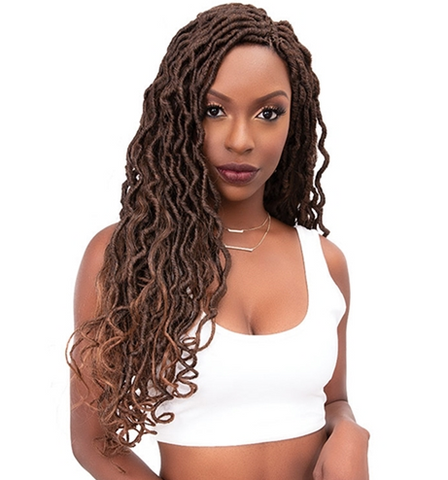 "NALA TRESS MERMAID LOCS 20"" - Textured Tech"