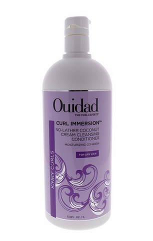 OUIDAD CURL IMMERSION CONDITIONER 16 OZ - Textured Tech