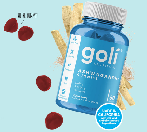 Copy of GOLI NUTRITION APPLE CIDER VINEGAR GUMMIES - Textured Tech