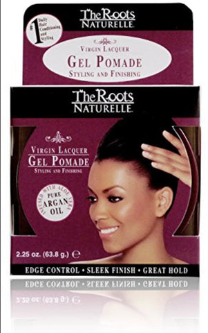 THE ROOTS NATURELLE GEL POMADE 2.25 OZ - Textured Tech
