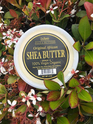 ORIGINAL AFRICAN SHEA BUTTER 100% VIRGIN 8oz - Textured Tech