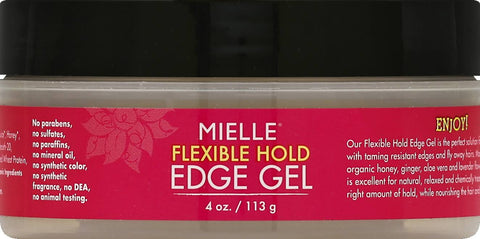 MIELLE HONEY/GINGER EDGE GEL 4oz - Textured Tech