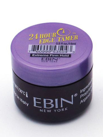 EBIN EXTREME FIRM HOLD HR EDGE TAMER .5OZ - Textured Tech