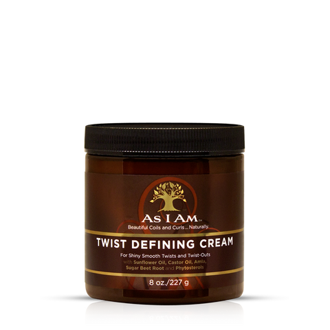 AS I am Twist Defining Cream 8oz - Textured Tech