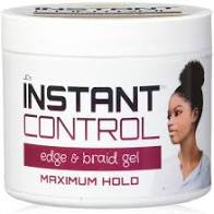 JC'S INSTANT CONTROL EDGE AND BRAID GEL