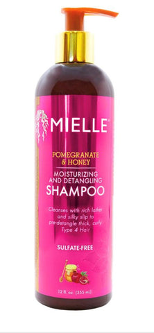 Mielle Pomegranate Honey Shampoo 12 oz