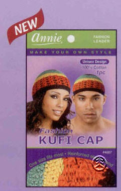 MS REMI FASHION KUFI CAP #4687