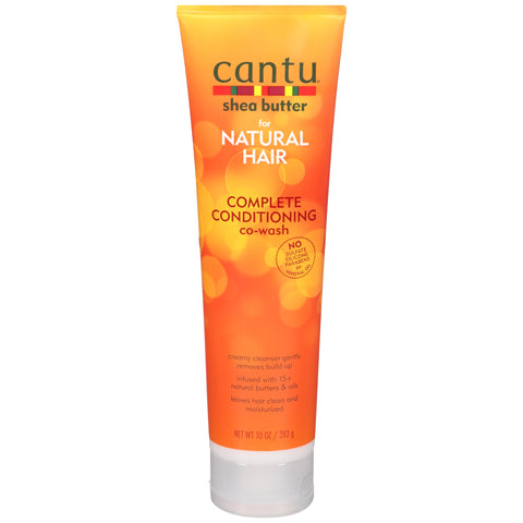 CANTU complete conditioning co-wash - Textured Tech