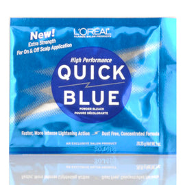 LOREAL QUICK BLUE PACK - Textured Tech