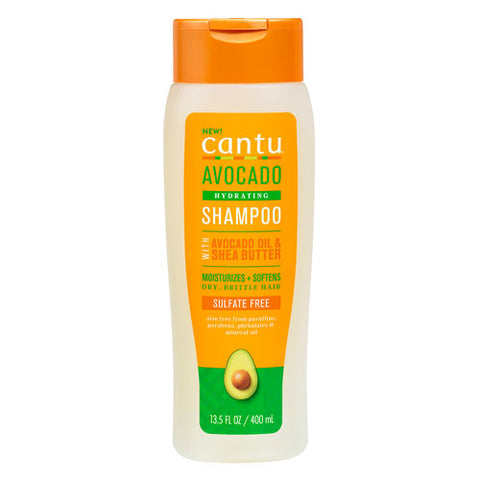 CANTU AVOCADO HYDRATING SHAMPOO - Textured Tech